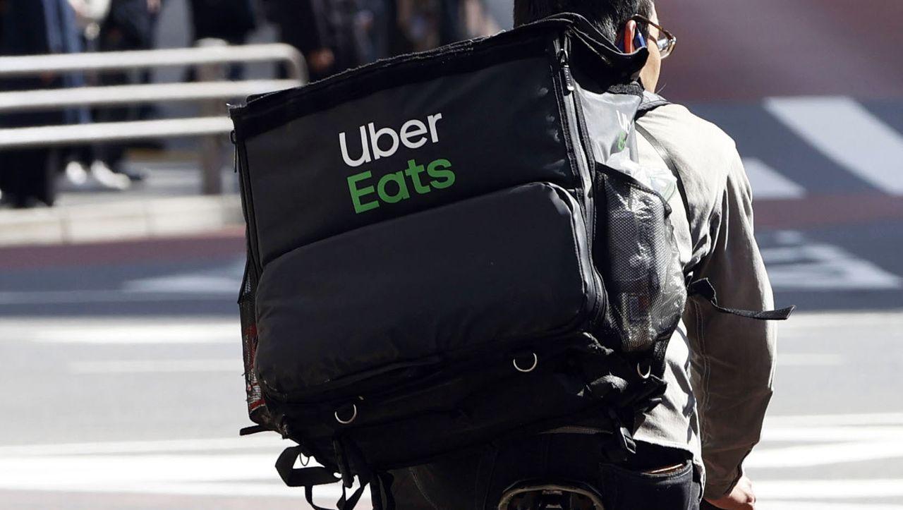 Lieferando-Konkurrenz: Uber startet Essenslieferdienst in Deutschland
