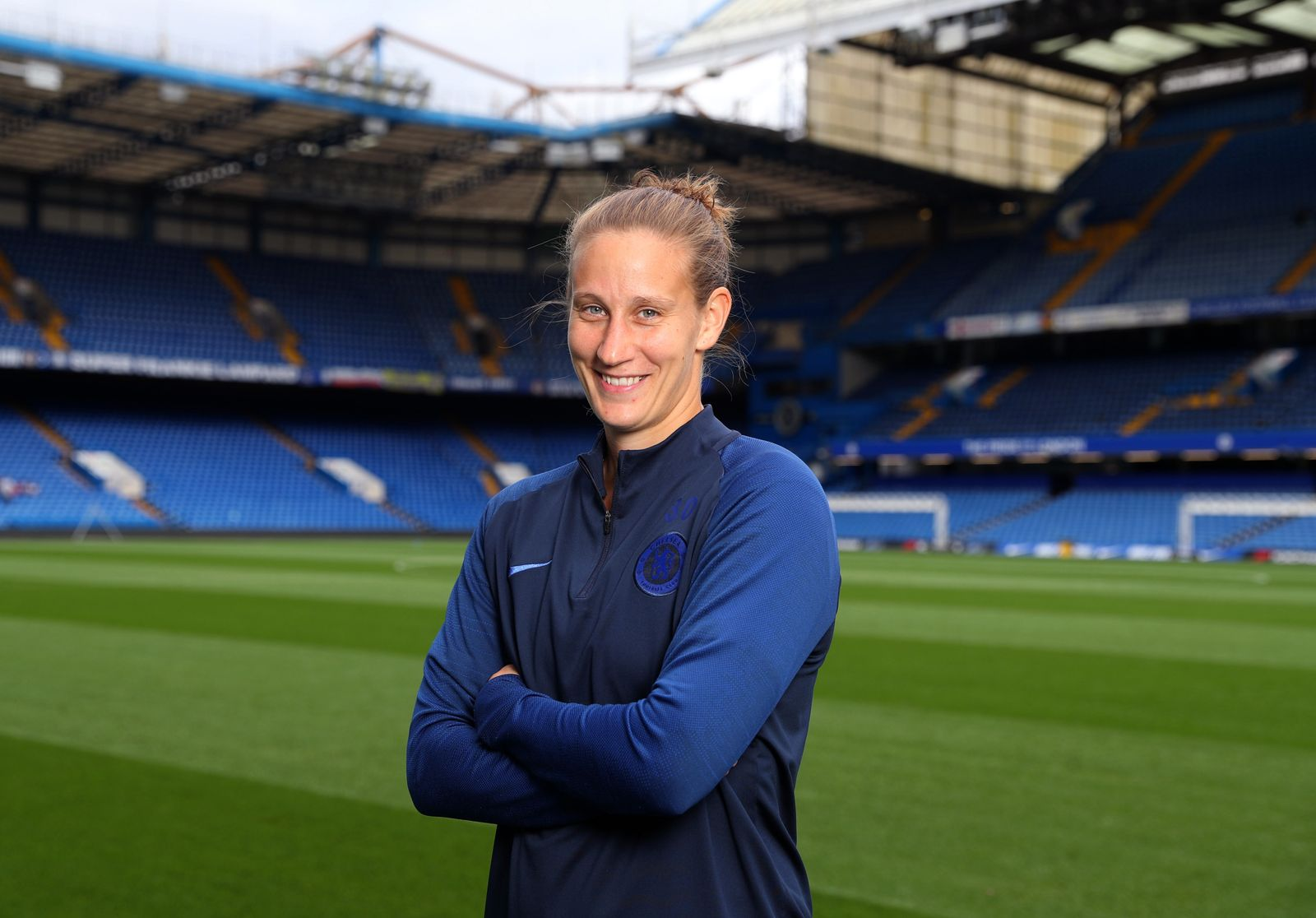 Chelsea FC Women Visit Stamford Bridge