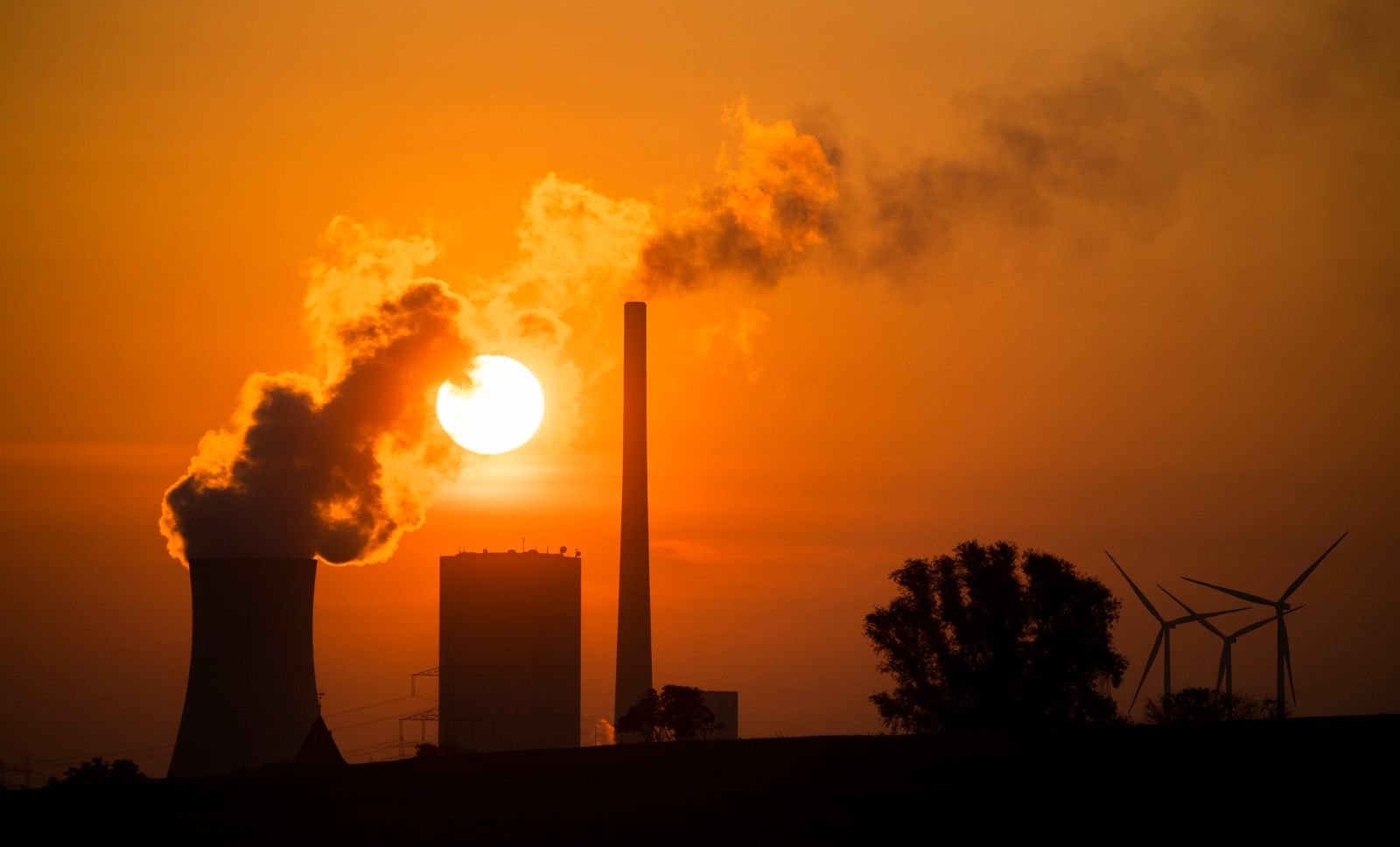 Kohlekraftwerk