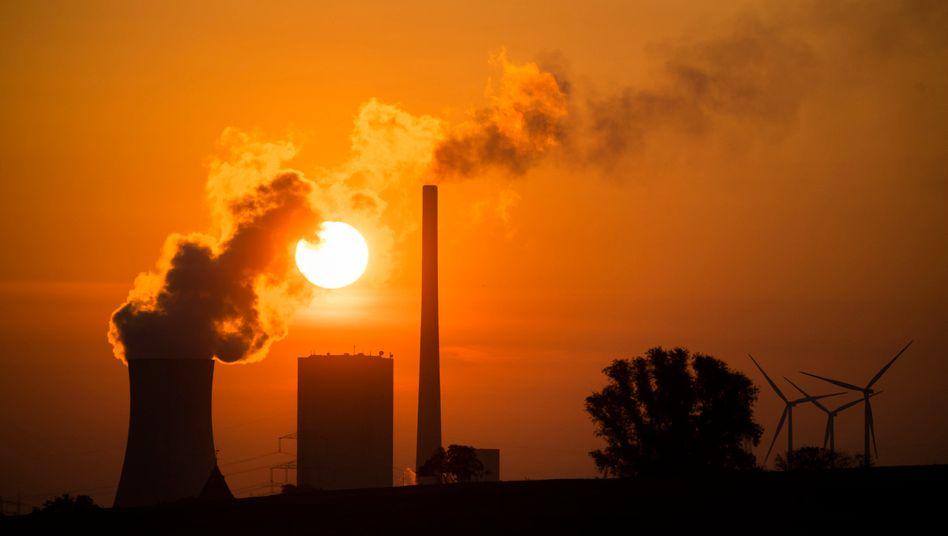 Kraftwerk in Niedersachsen: Noch spielt die Kohle in der Stromerzeugung eine wichtige Rolle