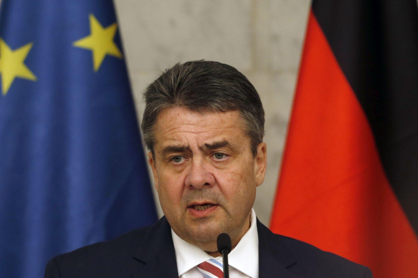 Außenminister Gabriel zu Besuch in Serbien