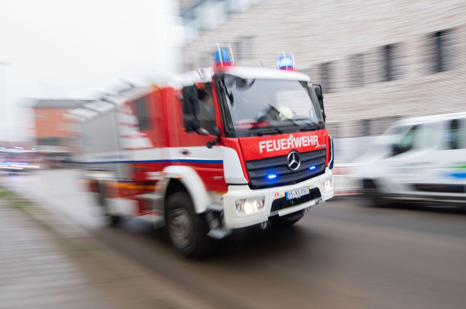 Neue Löschfahrzeuge für die Feuerwehr in Niedersachsen