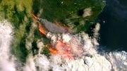 Buschfeuer erzeugen eigenes Wetter