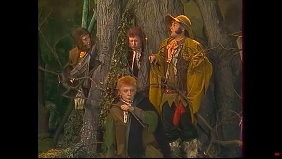 Bilbo Beutlin und seine Freunde auf Russisch: Eine Sowjet-Verfilmung von »Der Herr der Ringe« sorgt auf YouTube für Wirbel