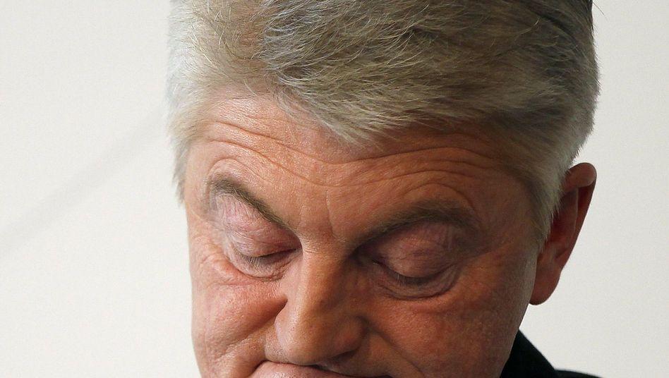 """ThyssenKrupp-Chef Hiesinger: """"Wir haben uns nicht erpressen lassen"""""""