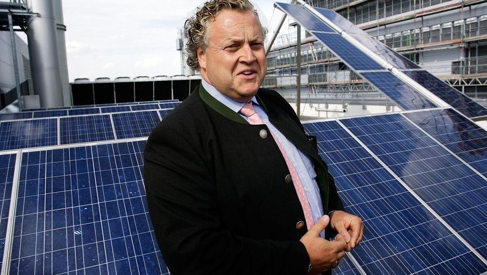Solarworld-Manager Asbeck: Fragliches Geschäftsmodell