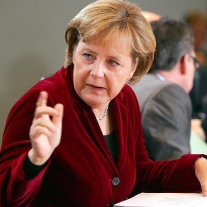 """Merkel: """"Meinungen zusammenführen"""""""