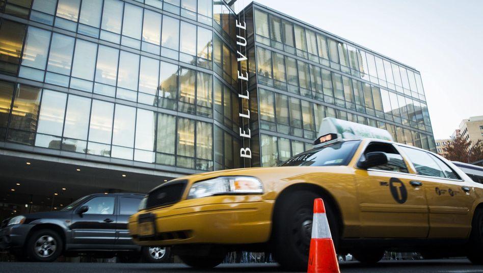 Bellevue-Krankenhaus in New York: Der mit Ebola infizierte Arzt ist wieder gesund