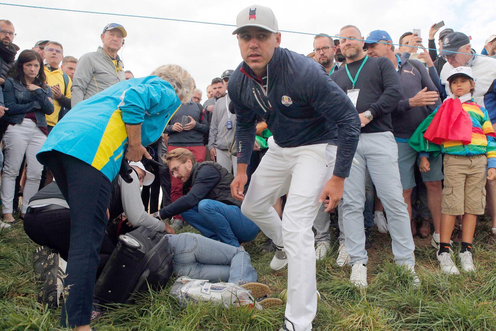 Golf: Ryder Cup