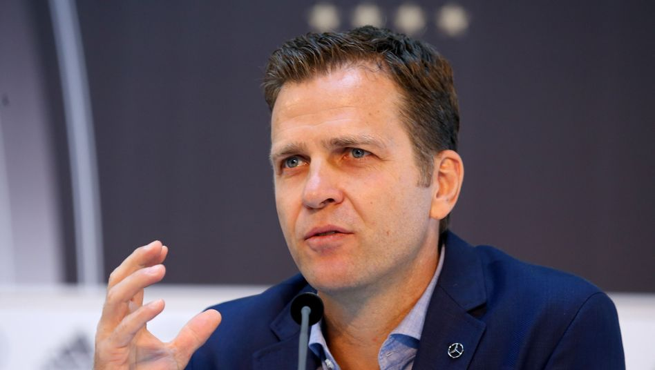 """Bierhoff: """"Die Mannschaft"""" soll neue Wort-Bild-Marke sein"""