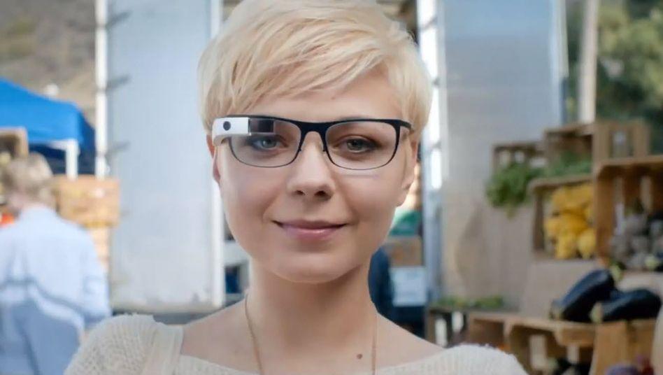 """Google-Glass-Prototyp von 2014: Neue """"Enterprise Edition"""" geplant"""