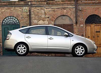 Toyota Prius: Platz eins der diesjährigen VCD-Auto-Umweltliste