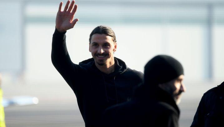 Ibrahimovics Rückkehr nach Mailand: Die Geschichte geht weiter