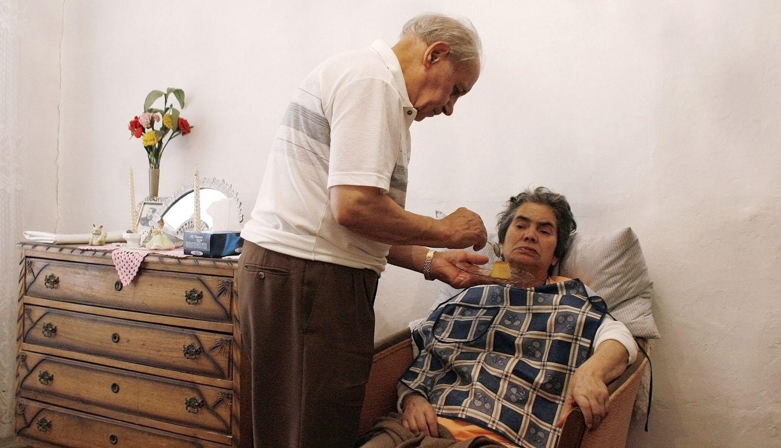 Alzheimer Patientin Portugal