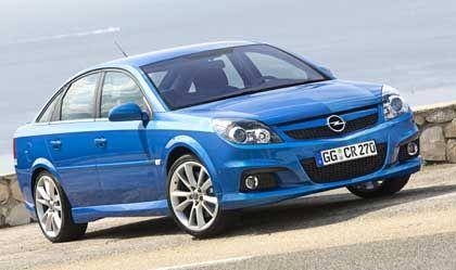 Opel Vectra OPC: Mit Vollgas vorbei an Audi, Mercedes und BMW