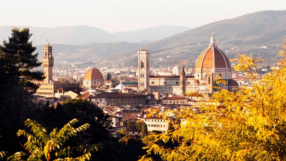 Wer von Deutschland nach Italien, zum Beispiel Florenz, will, muss nachweisen, dass er entweder geimpft, getestet oder genesen ist