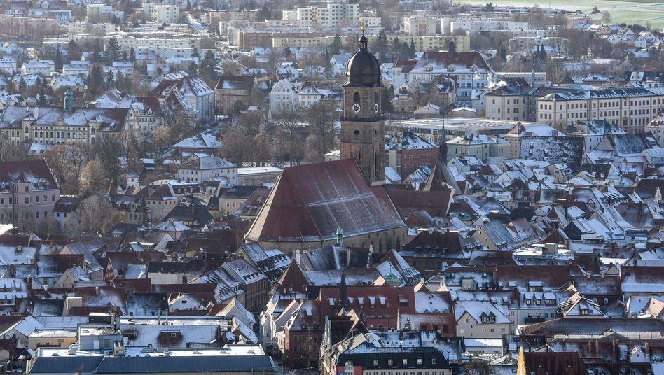 Innenstadt von Amberg