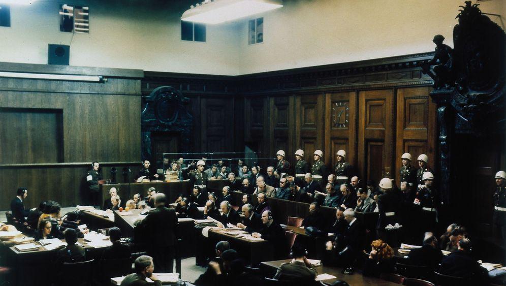 Nürnberger Prozesse: Das Weltgericht tagt