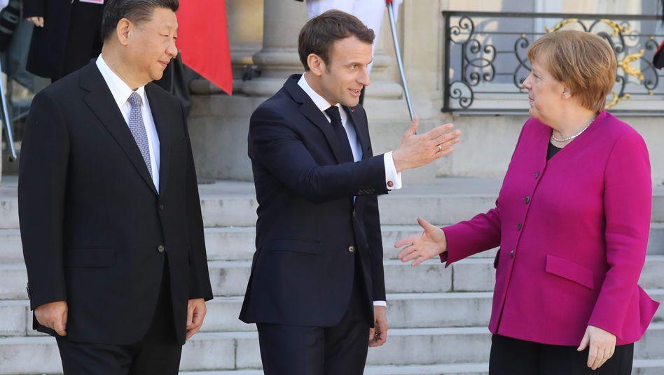 Eurochinesische Partnerschaft: Eine revolutionäre Frechheit