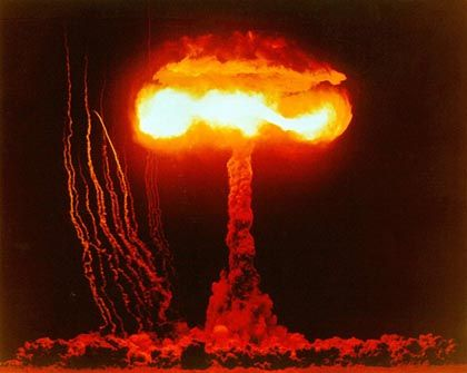 Atombombe: Die USA wollen neue Kernwaffen produzieren