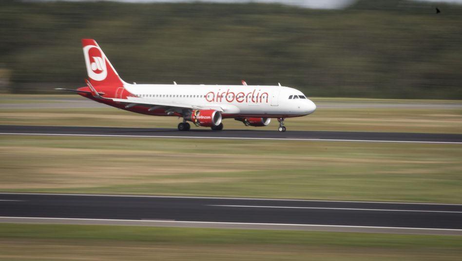 Air-Berlin-Maschine