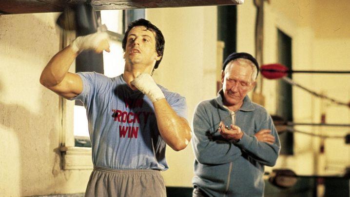 """""""Rocky"""" von 1976 bis heute: Ein Boxerleben"""
