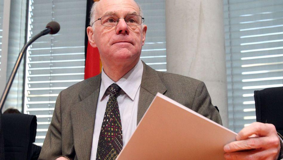 Bundestagspräsident Lammert: Hängepartie um Plagiatsvorwürfe