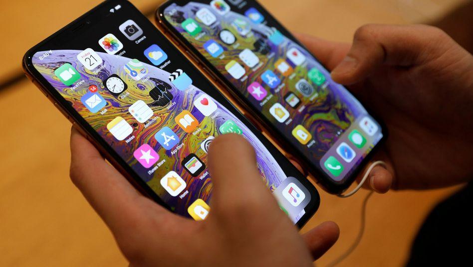 Beim Verkauf von Apps, In-App-Käufen sowie beim Abschluss von Abos verdient Apple stets mit