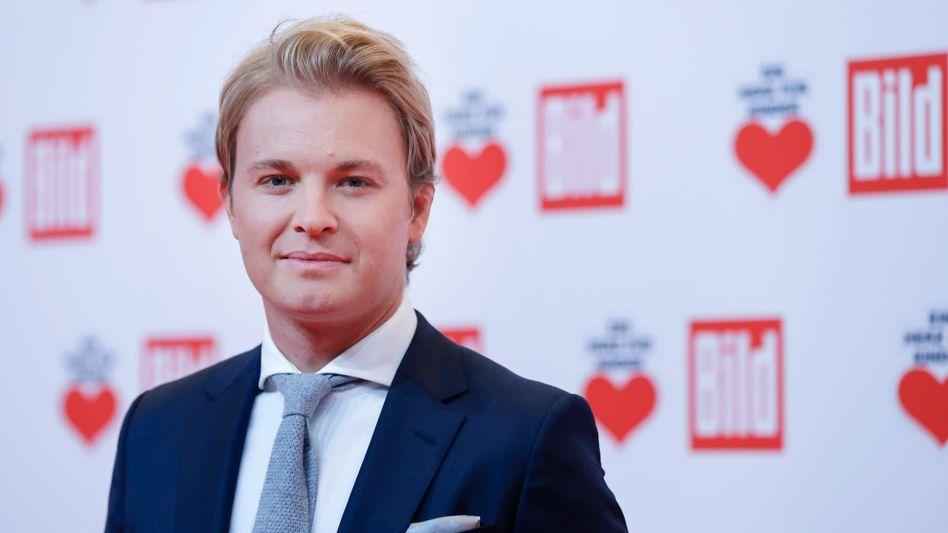 """Gibt weiter Gas: Nico Rosberg geht für Vox als Investor in """"Die Höhle der Löwen"""""""