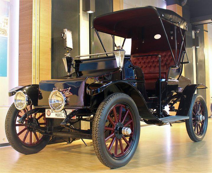 Detroit Electric aus dem Jahr 1915