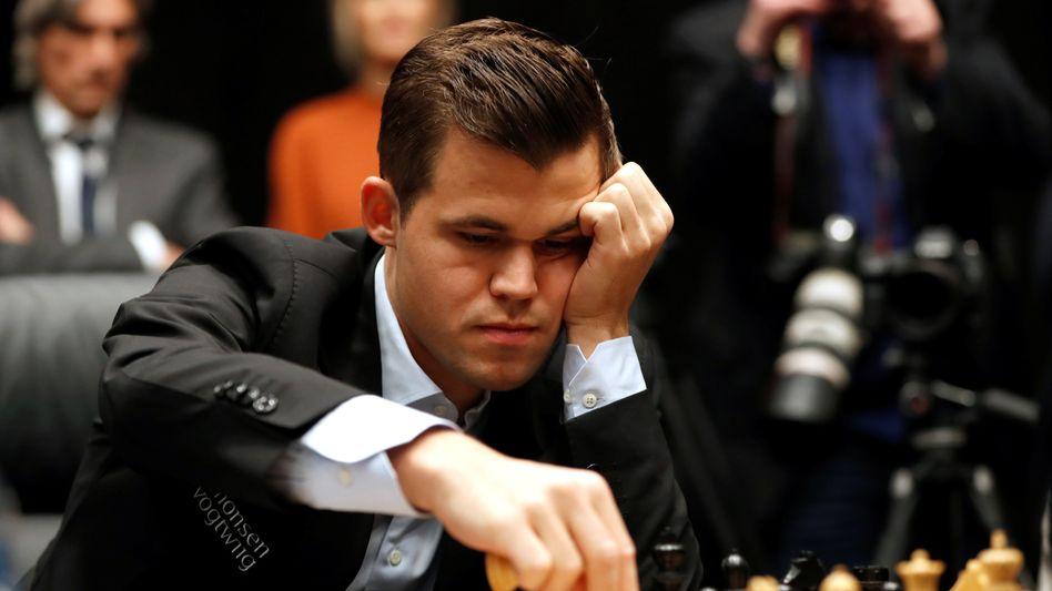 Magnus Carlsen hat seinen Spielstil verändert