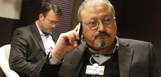 Jamal Khashoggi und Sergej Magnitski: Großbritannien verhängt Sanktionen wegen politischer Morde