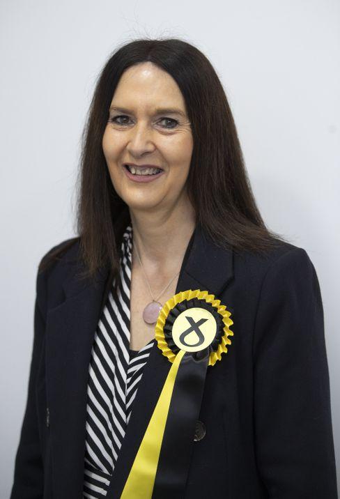 Politikerin Margaret Ferrier