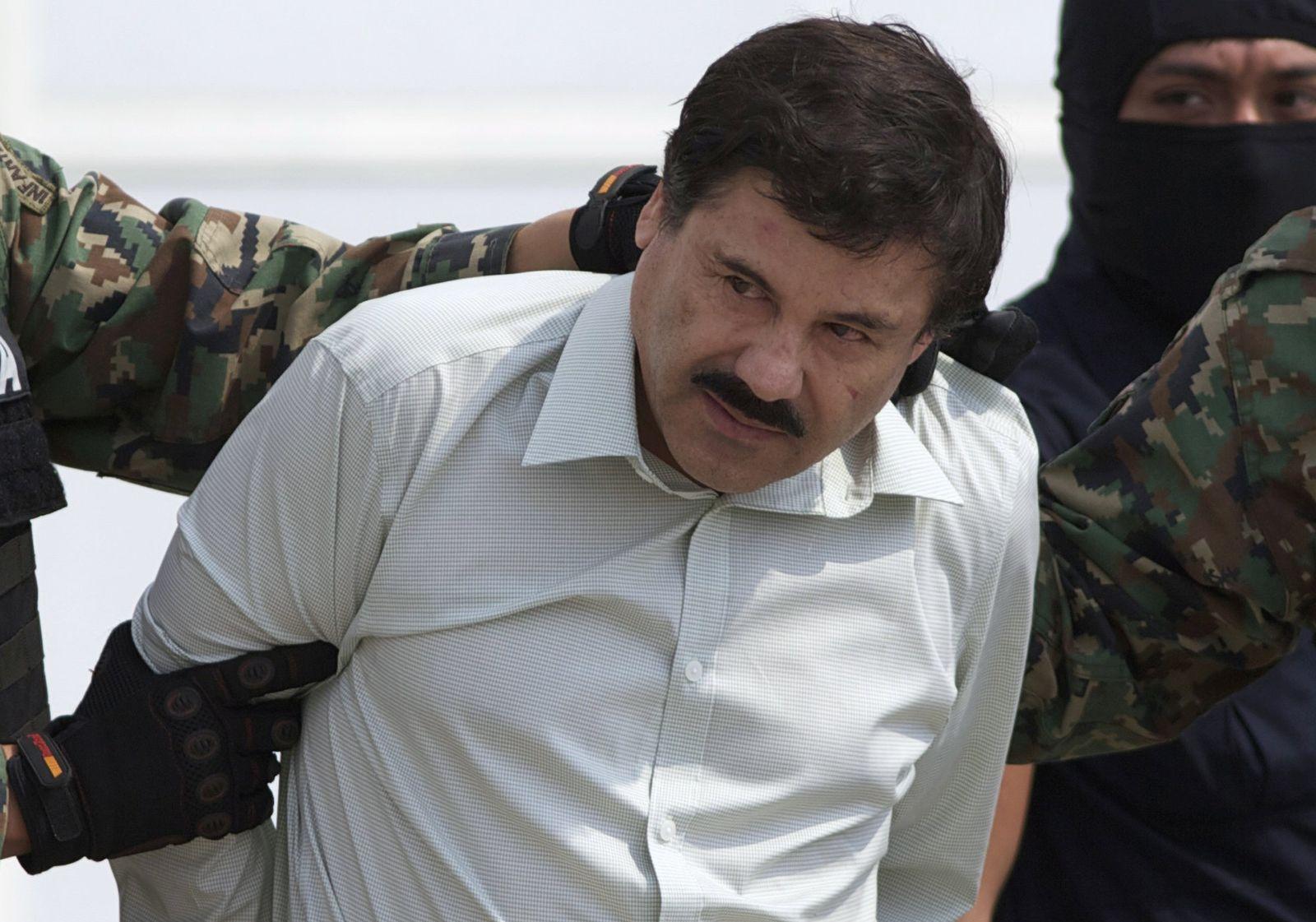 Urteil für Drogenboss «El Chapo» erwartet