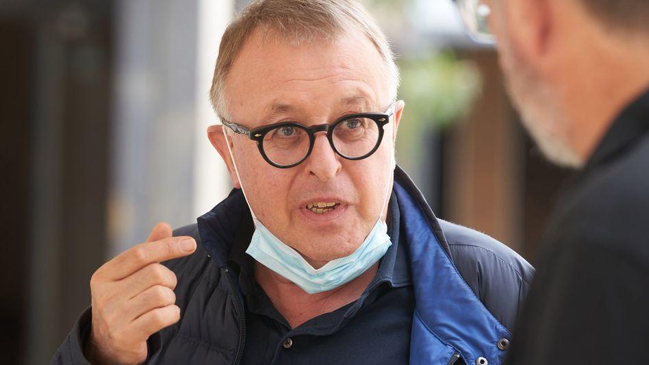 Steht im Fokus der Staatsanwaltschaft: Jürgen Pföhler, Landrat des Kreises Ahrweiler