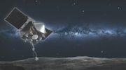 Nasa-Sonde nähert sich Asteroid bis auf wenige Meter