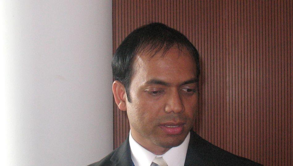 """Hate-Crime-Opfer Rais Bhuiyan: """"Hass bringt keinen Frieden"""""""