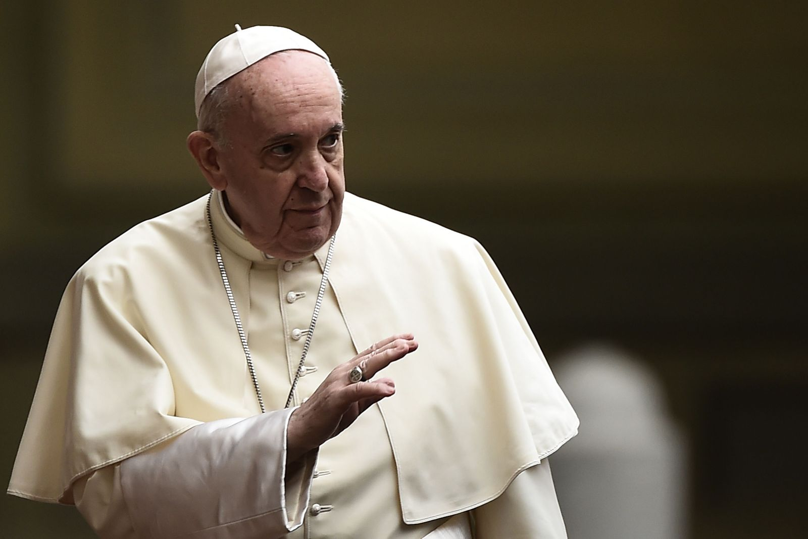 VATICAN-POLAND-RELIGION-POPE-HEALTH-VIRUS