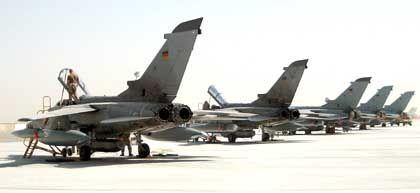 Tornado in Afghanistan: Lob für die deutschen Aufklärer