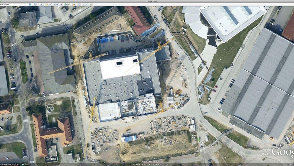 Neues Lauschzentrum in Wiesbaden: Airbase mit Abhörfunktion