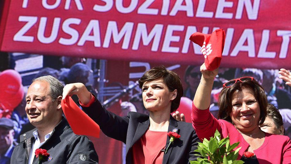 """""""Es gibt nur eine Konsequenz"""": SPÖ-Chefin Pamela Rendi-Wagner fordert Straches Entlassung"""