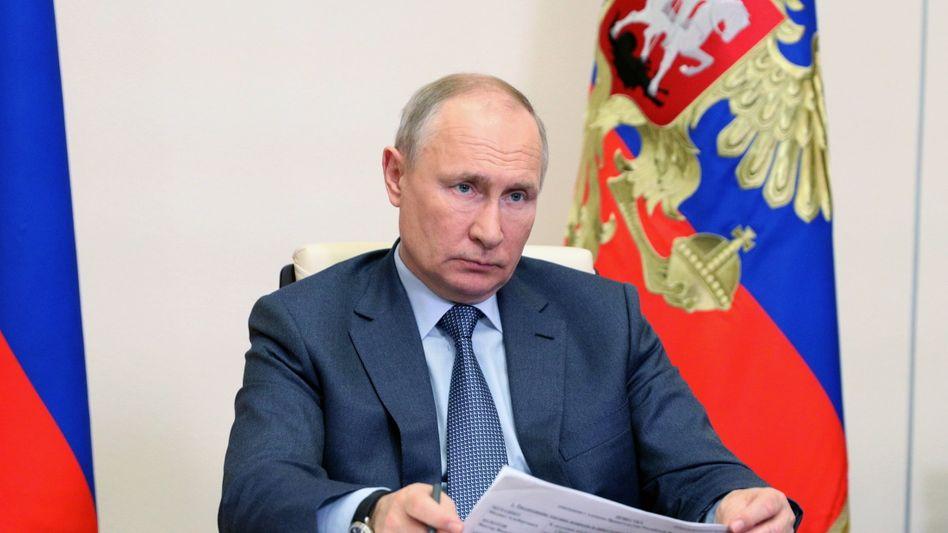 Russlands Präsident Putin