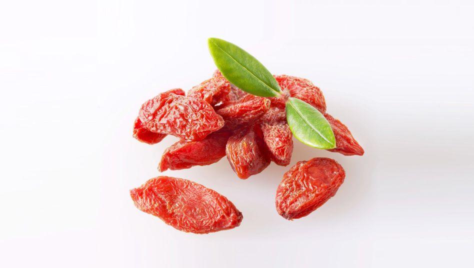 Getrocknete Goji-Beeren: Stärken die Früchte das Immunsystem?