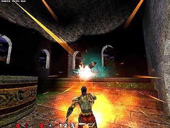 """Bei """"Eternal War"""" kassiert der Spieler Mana-Punkte für erfolgreich zermissionierte Dämonen"""