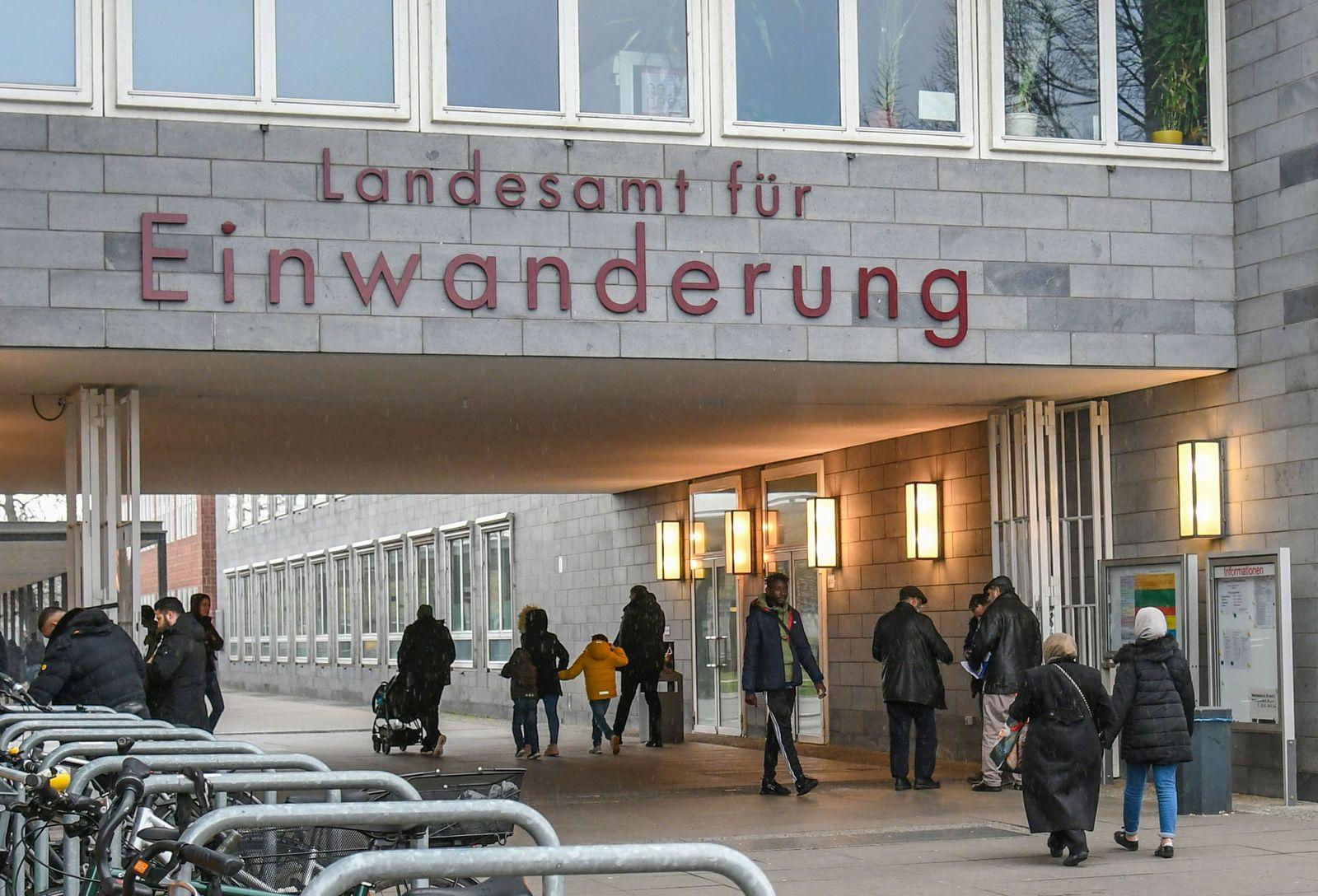 Landesamt fuer Einwanderung