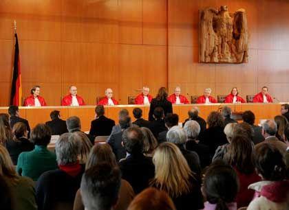 2. Senat des Verfassungsgerichts: Kein Bröckeln der Front