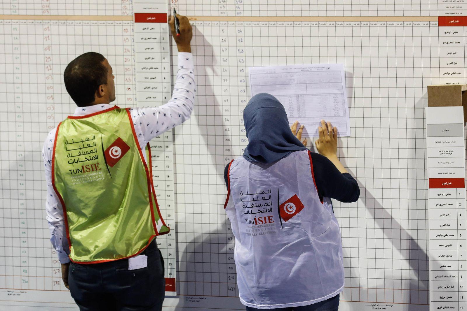 Präsidentenwahl in Tunesien