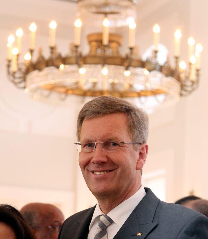 Jetzt neu: Fotos, die den Amtsinhaber besonders vorteilhaft aussehen lassen (Quelle: Bundespräsidialamt)