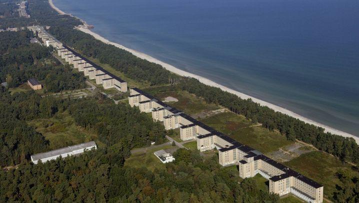 KdF-Seebad Prora: Hitlers irrwitzige Vorstellung vom schönen Urlaub