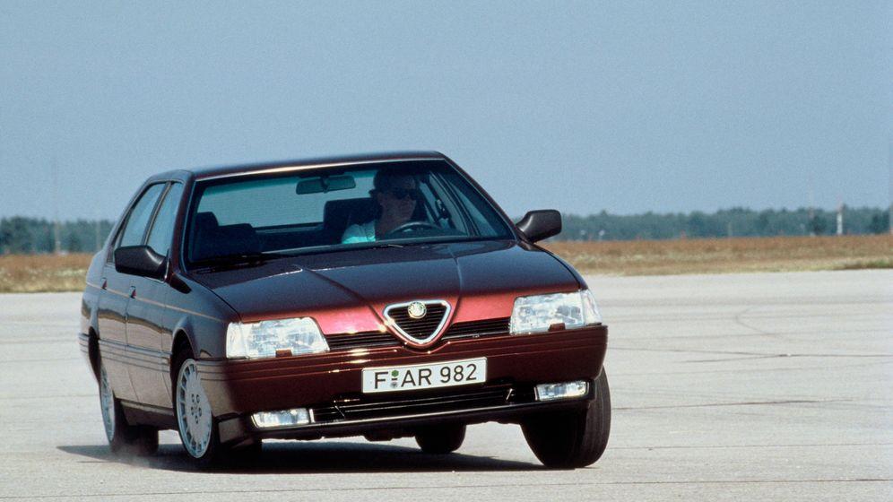 """Alfa Romeo 164: Unterwegs mit """"Alberto"""""""
